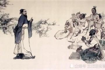 李姓文人出绝妙上联骑青牛过函谷老子姓李没想到下联更霸气