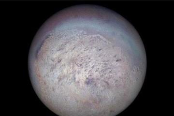 存在大气层和液态海洋太阳系中最冷的天体或存在原始生命
