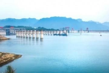 溪洛渡向家坝三峡梯级水库联合生态调度实验发动